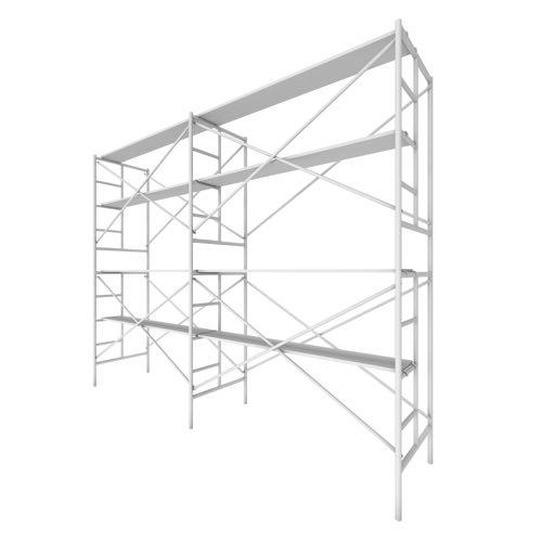 Bild på Byggställning